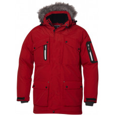 Malamute expeditie parka rood