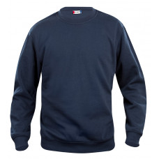 Basic roundneck 280 g/m² jr dark navy