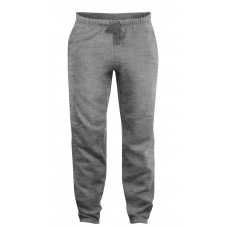 Basic pants jr grijsmelange
