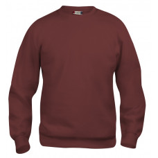 Basic roundneck bordeaux
