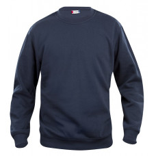 Basic roundneck dark navy