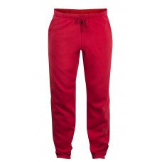 Basic pants rood