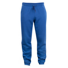 Basic pants kobalt