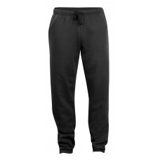 Basic pants zwart
