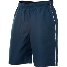 Hollis sport shorts navy/wit