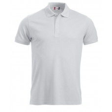 Manhattan heren polo wit