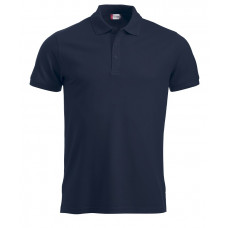 Manhattan heren polo dark navy