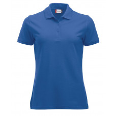 Manhattan dames polo kobalt