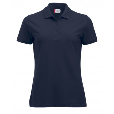 Manhattan dames polo dark navy