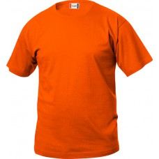 Basic-t junior diep oranje