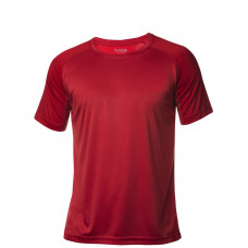 Active-T T-shirts rood