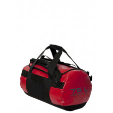 2 in 1 bag 75L rood