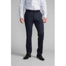Pantalon heren smal model donker blauw
