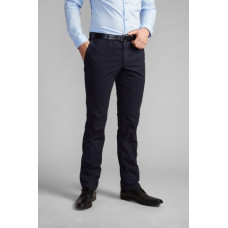 Chino heren smal model navy