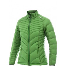 Light Down Jacket Women Craft green