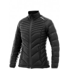 Light Down Jacket Women black