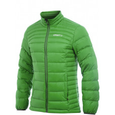 Light Down Jacket Men Craft green