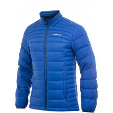 Light Down Jacket Men swe. blue