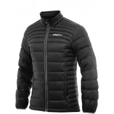 Light Down Jacket Men black