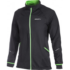 Dedication Jacket women black/green