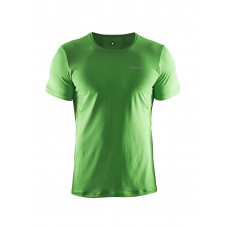 Cool Tee With Mesh Men Craft green