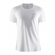 Cool Tee With Mesh Men white