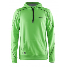 In-The-Zone Hood Men Craft green