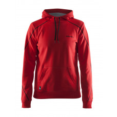 In-The-Zone Hood Women bright red