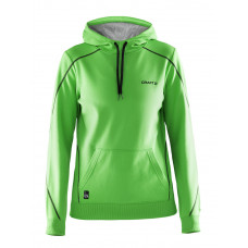 In-The-Zone Hood Women Craft green