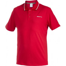 In-The-Zone Piqué Men bright red