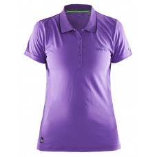 In-The-Zone Piqué Women lilac