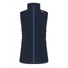Light Down Vest Women Dark Navy
