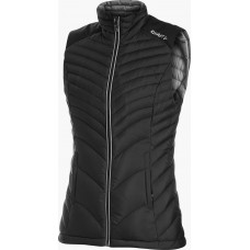 Light Down Vest Women black