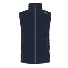 Light Down Vest Men Dark Navy