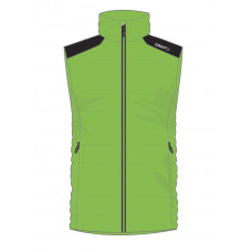 Light Down Vest Men Craft Green