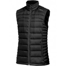 Light Down Vest Men black