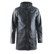 Parker Rain Jacket men dark navy