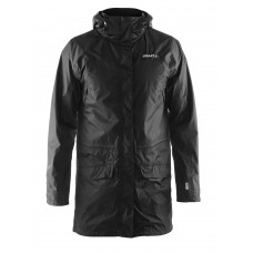 Parker Rain Jacket men black