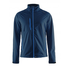 Bormio Softshell Jacket men dark navy