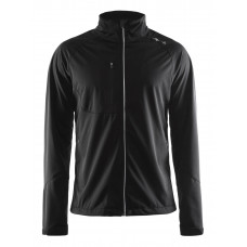 Bormio Softshell Jacket men black