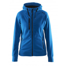 Fleece Hood women galaxy