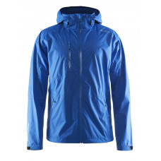 Aqua Rain Jacket men Swe. blue