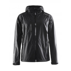 Aqua Rain Jacket men black