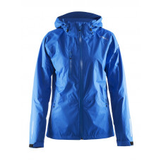 Aqua Rain Jacket women Swe. blue