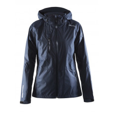 Aqua Rain Jacket women dark navy