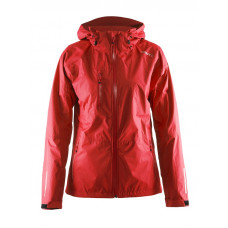 Aqua Rain Jacket women bright red