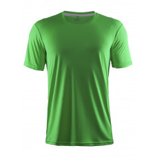Mind SS Tee men craft green