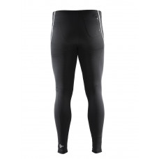 Mind Tights men black/platin
