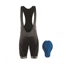 Velo Bib Shorts men black