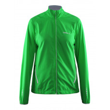 Mind Block Jacket women craft green